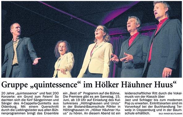 Zeitungsausschnitt_Quintessenz Kopie